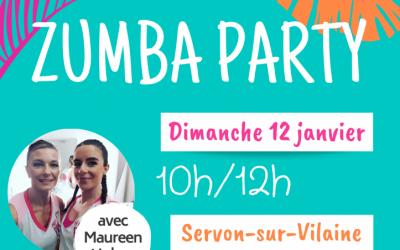 Zumba party !!!