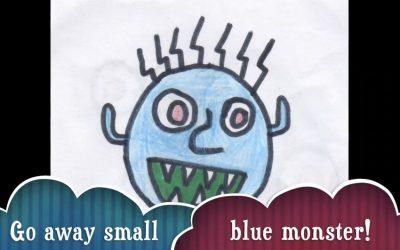 Les monstres des élèves de CM1 «Go away … !»